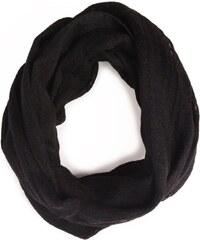 Monsieur Charli Rugby - Echarpe en laine - noir