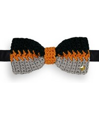 Acrochet'Moi Noeud papillon en crochet - multicolore