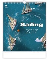 Helma 365, s.r.o. Nástěnný kalendář Sailing 2017 N270-17