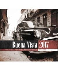 Ackermann Kunstverlag Nástěnný kalendář Buena Vista 2017 17AC1706