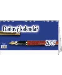 Baloušek, s.r.o. Stolní kalendář - Daňový kalendář 2017 BSC1-17
