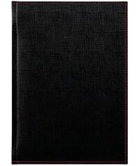 GRASPO CZ, a.s. Notes A5 Nilo červené čtverečkovaný, objednávka od 500 ks N-A5C-021-17