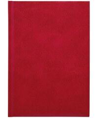 GRASPO CZ, a.s. Notes A5 Kronos červený čtverečkovaný, objednávka od 100 ks N-A5C-048-17