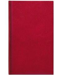 GRASPO CZ, a.s. Notes kapesní Kronos červený čtverečkovaný, objednávka od 100 ks N-KVC-048-17