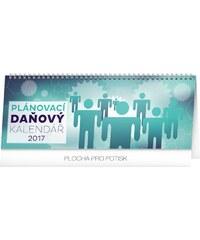 PRESCO GROUP, a.s. Stolní kalendář Plánovací daňový 2017 PGS-3609-17