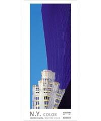 PALAZZI Verlag GmbH Nástěnný kalendář Barvy New Yorku - věčný kalendář - PANORAMA / N.Y. NEW YORK: COLOR 2017 17PZZ19