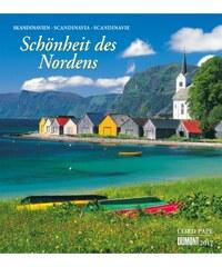 DuMont Kalenderverlag GmbH & Co. KG Nástěnný kalendář Krása severu / Schönheit des Nordens 2017 17DU3435