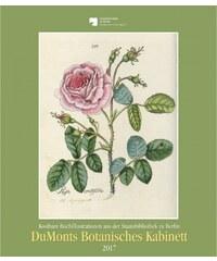 DuMont Kalenderverlag GmbH & Co. KG Nástěnný kalendář Botanický kabinet / Botanisches Kabinett 2017 17DU3441