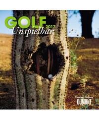 DuMont Kalenderverlag GmbH & Co. KG Nástěnný kalendář Golf (s úsměvem) / Golf - Unspielbar 2017 17DU3594