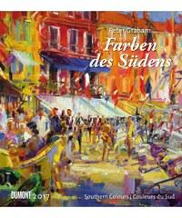 DuMont Kalenderverlag GmbH & Co. KG Nástěnný kalendář Barvy jihu / Farben des Südens 2017 17DU3602