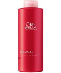 Wella Professionals Brilliance Conditioner Fine / Normal 1000 ml