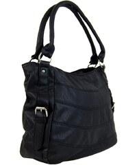 Černá kabelka na rameno Ninon