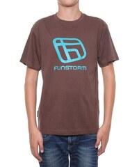 Dětské tričko Funstorm I.d. brown XL