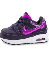 Nike Baskets/Running Air Max Command Flex Ltr Bébé Violette Bébé