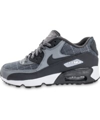 Nike Baskets/Running Air Max 90 Se Wool Grise Enfant