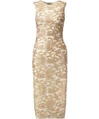 TFNC RENOIR Robe de soirée gold/nude