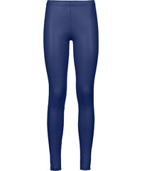 RAINBOW Leggings im Wetlook in blau für Damen von bonprix
