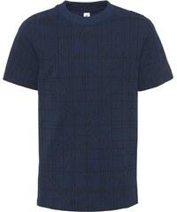 adidas Performance Tshirt de sport dark blue/black