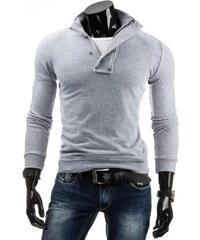 Pánský svetr - Cesan, světle šedý