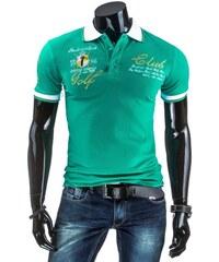 Pánské POLO tričko - Filippo, zelené