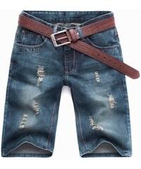 Pánské jeans kraťasy - Samuel