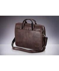 Pánská taška přes rameno - Verona, hnědá