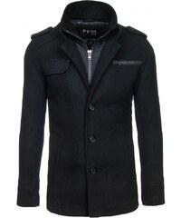 Pánský kabát FABIO - černý