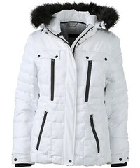 Dámská zimní bunda James & Nicholson JN1101