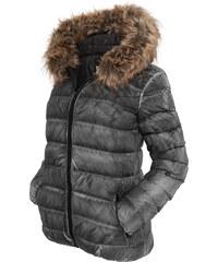 Dámská zimní bunda s kapucí URBAN CLASSICS