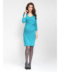 9 Fashion Těhotenské šaty s dlouhým rukávem Grace