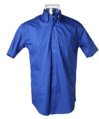 Pánská firemní košile Oxford s krátkým rukávem Kustom kit