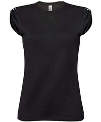 Dámské triko s krátkým rukávem B&C Trendy Top
