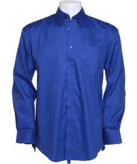 Pánská košile s dlouhým rukávem Corporate Oxford Kustom kit