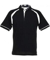 Pánské triko polo Oak Hill Kustom kit