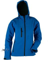 Dámská softshellová bunda s kapucí Sol´s - Replay women