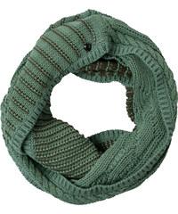 Cecil Weicher Loop aus Baumwolle - loden frost green, Herren