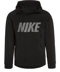 Nike Performance THERMA SPHERE Kapuzenpullover black