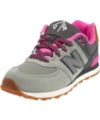 New Balance Sneaker aus Veloursleder