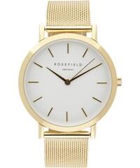Rosefield Uhr aus Edelstahl in Goldoptik
