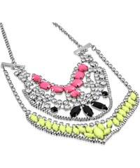 DAMSON Dámský náhrdelník trojřadý