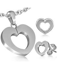 DAMSON Set ocelových šperků