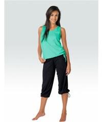 Kalhoty Tania černé S