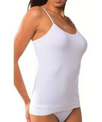 Bílá spodní košilka M