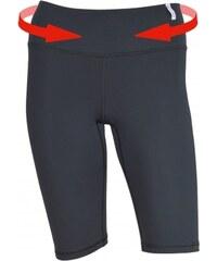 Winner Fitness šortky Slimming shorts - middle černá L
