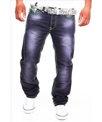 EU Pánské jeans