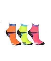 Ponožky Gramark Cycling 1379 zelená, 42-44