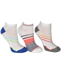 Ponožky nad kotník Gramark Fitnes 1382 tmavá-mix barev, 36-38