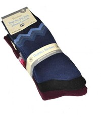 Ponožky Wik Thermo Woman art.5305 A'3 mix barev, 39-42