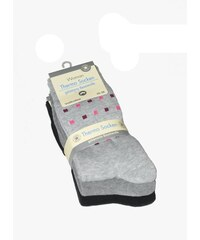 Ponožky Wik Thermo Woman art.5304 A'3 mix barev, 39-42