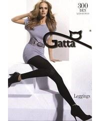 Legíny Gatta Classic 300 den grafit, 4-L